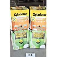 2 verfspuiten XYLADECOR Spray & braush