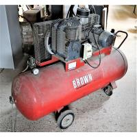 verrijdbare compressor BROWN 300