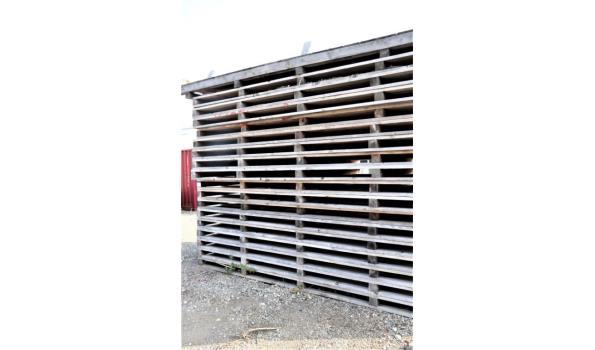 lot houten paletten