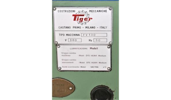vertikale freesmachine TIGER FV 130