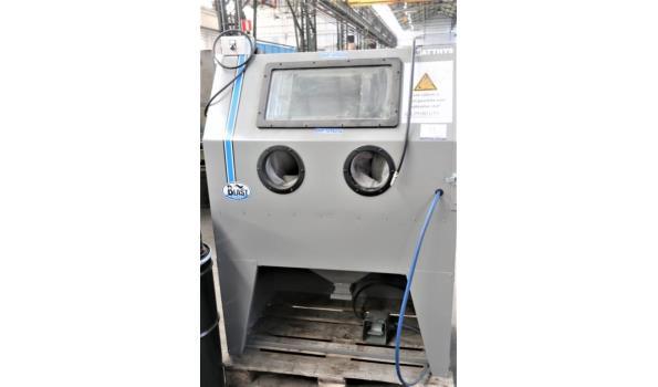 zgan zandstraalcabine SKAT BLAST type 960 bj 2020, s/n SA496237