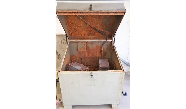 industriële reinigingsmachine LABOREX