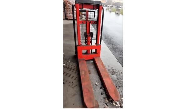 hydraulische transpallet