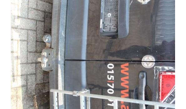 lichte vrachtwagen NISSAN NV400, diesel, 2299cm³, 92kW, 1e inschr 06/02/12, chassisnr VNVM1F2DC46564425, 176869km, CO²-uitstoot 226g/km, EURO5, compl met kentekenbewijs, gelijkvormigheidsattest, 2sleutels, keuring tot 02/01/22,