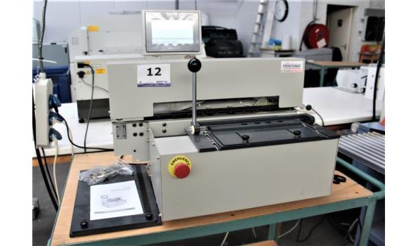 nieuwe electrical index cutting machine NIC 32A