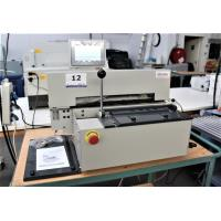 nieuwe electrical index cutting machine NIC 32A