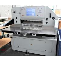 papiersnijmachine SCHNEIDER Senator E-line 78, bj 2014, serienummer M-078E033-07/20-14