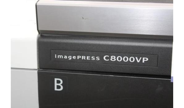 imagepress c8000vp