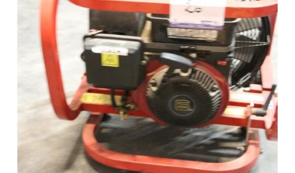 ventilator LEADER MT 236B, aangedreven door VANGUARD 6Hp