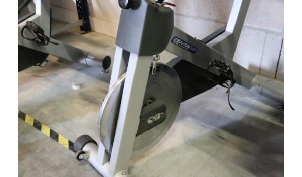 spinningfiets SPORTOP CB7500, zonder zadel