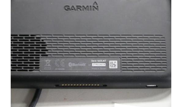 4 gps toestellen GARMIN DEZL 560LMT plus toebehoren