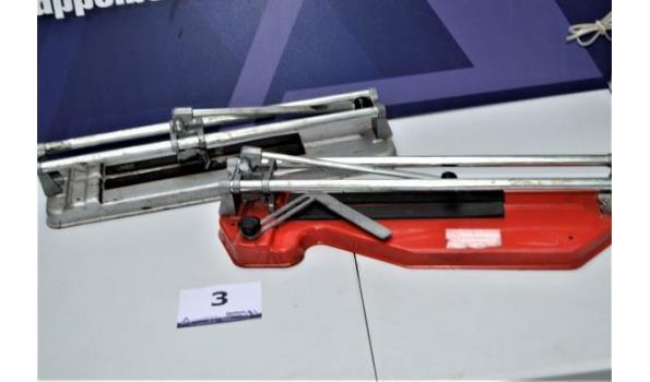 2 tegelsnijapparaten