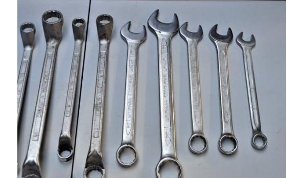 10 zware sleutels