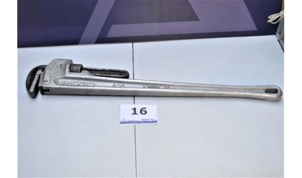 rechte pijptang RIDGID 836, 125mm