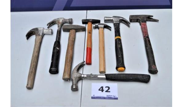 8 diverse hamers
