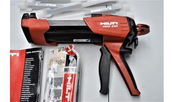 morteldispenser HILTI HDM 330