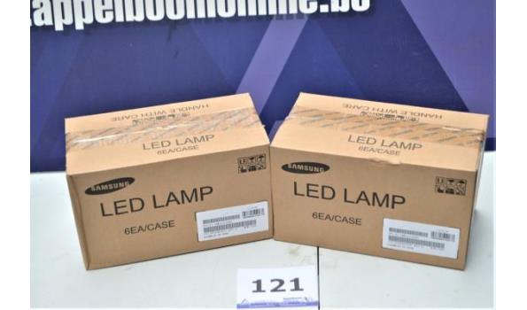 12 led lampen SAMSUNG