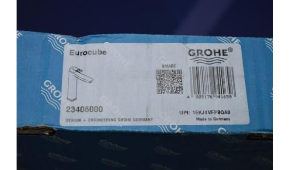 wastafelkraan GROHE Eurocube