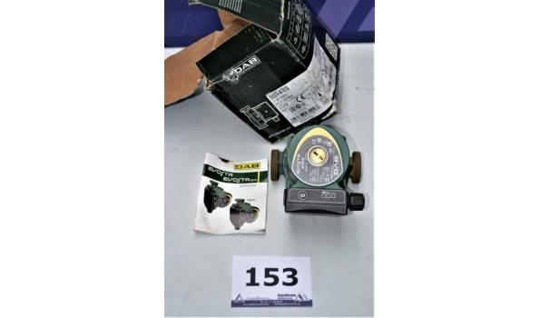 circulatiepomp DAB Evosta 40-70/130