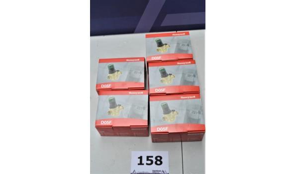 5 drukverminderingsklep HONEYWELL D05F-3/4A