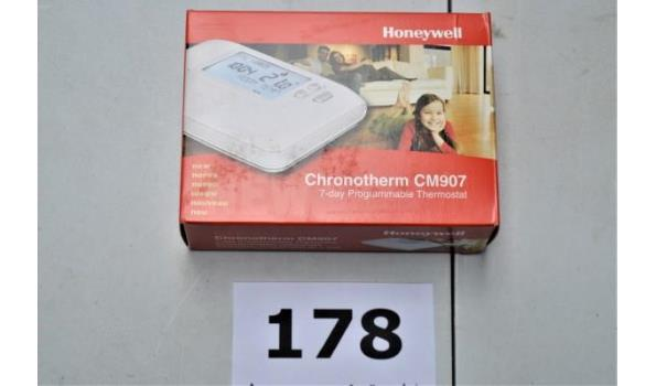 thermostaat HONEYWELL Chronotherm CM907