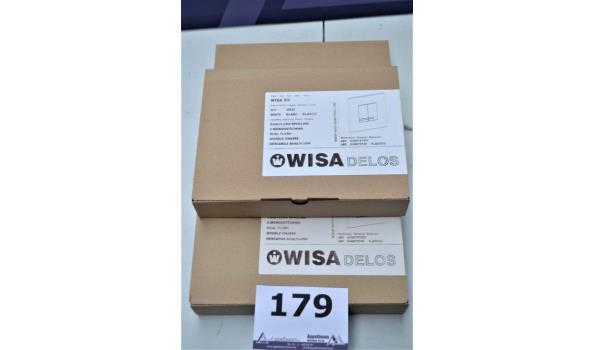 3 wc drukplaten WISA Delos