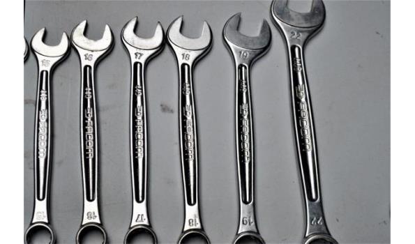13 sleutels FACOM