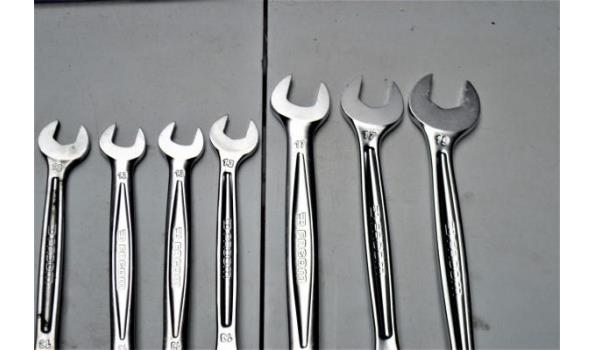 11 sleutels FACOM