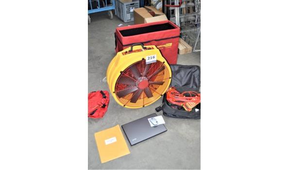 luchtdichtheidstester RETROTEC Q4E