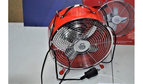 ventilator SWAN