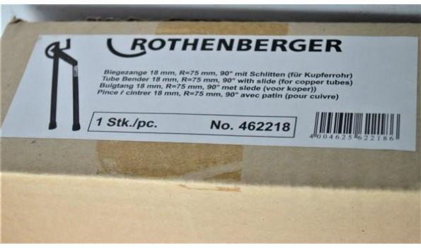 buizenbuiger ROTHENBERGER 462218