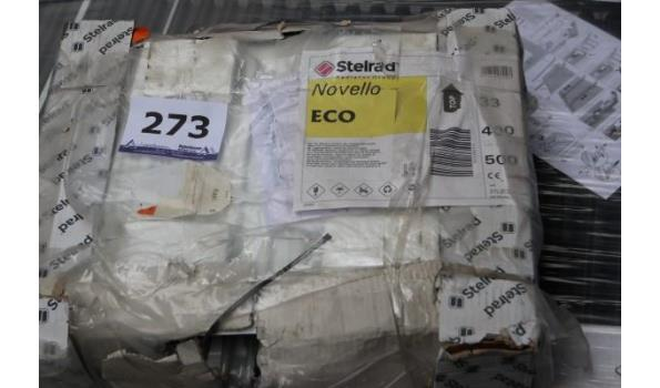 radiator STELRAD Novello 900x900, type 33