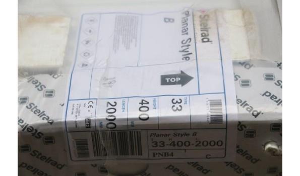 radiator STELRAD Planar 400x2000, type 33