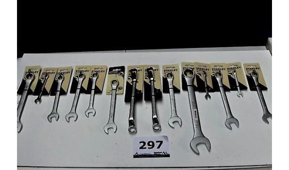 14 sleutels STANLEY
