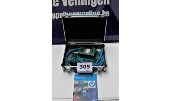 drukmeter EURO INDEX S240I