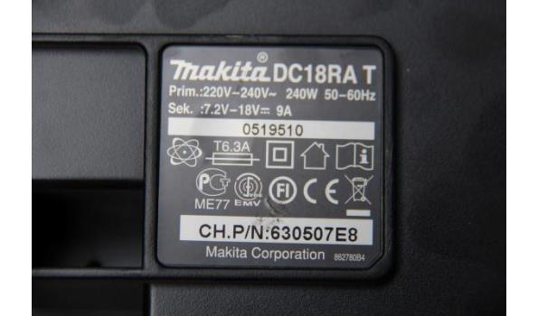 accu moerenaanzetter MAKITA DTD146