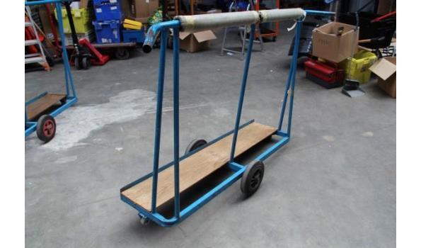 platenwagen