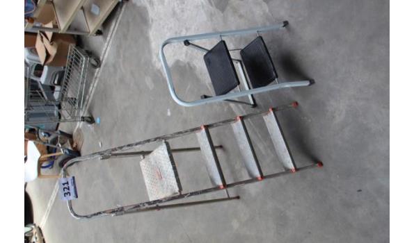2 trapjes