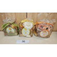 3 diverse zakken Potpourrie