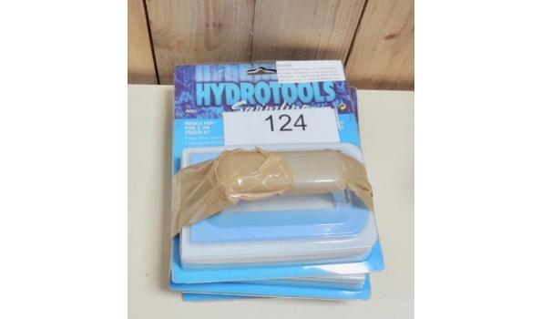 Miracle pads starterkit + 2x Navulset fabr. Hydro Tools type Swimline