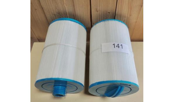 2x Filter fabr. Dimension one Spa's type 1561-12