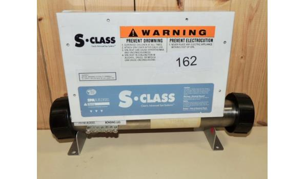 Clearly Advanced Spa System fabr. Spa Builder type S.Class controle unit