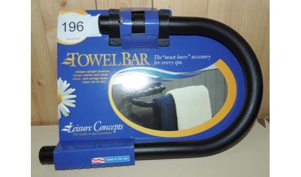 Handdoek beugel voor Jacuzzi fabr. Leisure Concepts type Towel Bar
