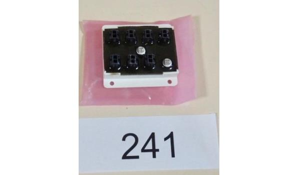 Koppeldoos voor verlichting fabr. Dimension one Spa's type 01530-0072