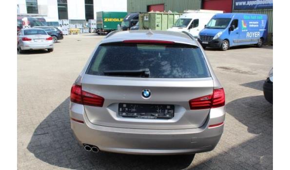 stationwagen BMW, 525D Touring Xdrive, diesel, 1995cm, 160kW, 1e inschr 2016, chassisnr WBA5J91050GV374487, 134089km, CO²-uitstoot 147g/km, EURO ng, compl met 1 sleutel, ZONDER kentekenbewijs, met gelijkvormigheidsattest,  keuring tot 07/05/21,