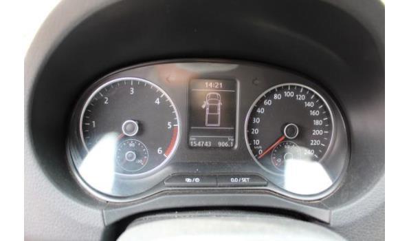 lichte vrachtwagen VW AMAROK, diesel, 1968cm, 103kW, 1e inschr 25/11/2015, chassisnr WV1ZZZ2HZGH006051, 154743km, CO²-uitstoot 192 g/km, EURO 5b, compl met: kentekenbewijs DEEL I+II, gelijkvormigheidsattest, 1sleutel, keuring tot 04/12/21,