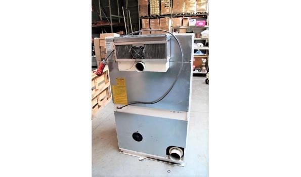 Industriële droogmachine LAVENDA, type 008ERX077000