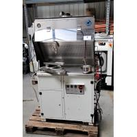 industriële voorborstelmachine/vlekverwijderaar COCCHI, type CG-SC MINI, bj 2014