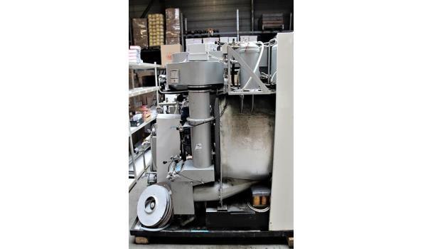 industriële droogkuismachine ILSA, type Multimatic, bj 2012