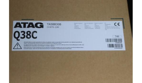 condenserende combi gaswandketel ATAG Q38C